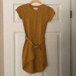 Other - High/Low Sweater Dress